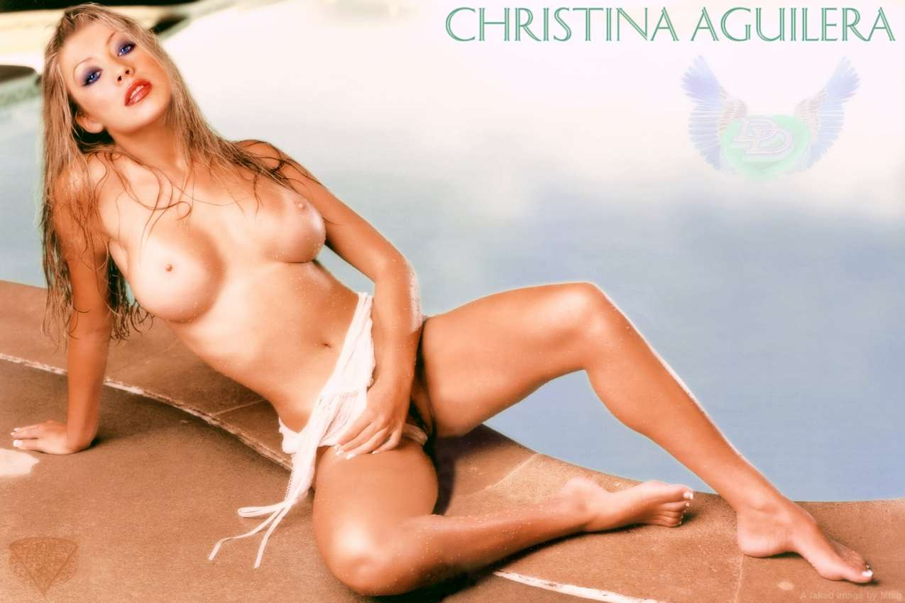 image Christina aguilera naked compilation in hd