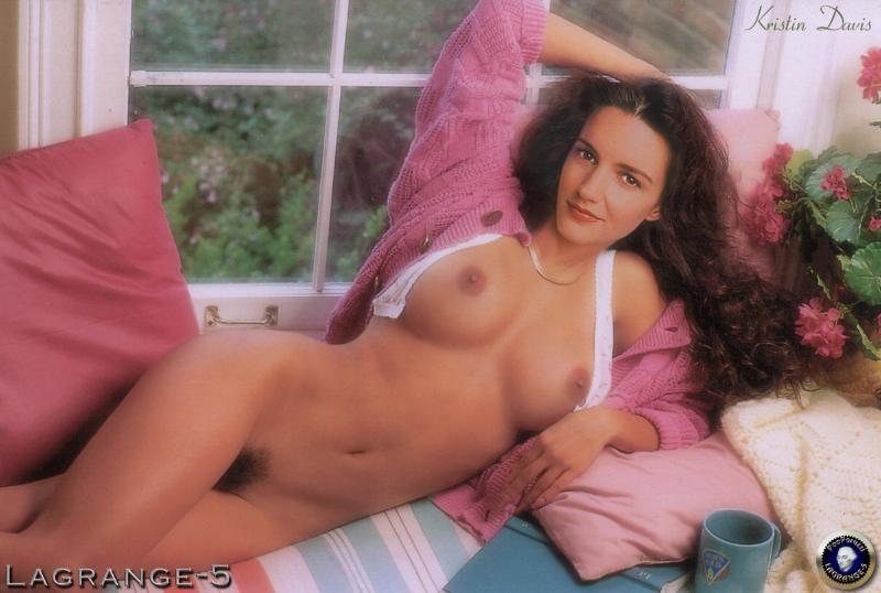 Naked pictures of kristin davis