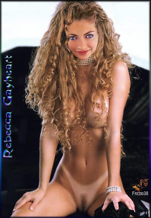 Rebecca Gayheart Nude Fakes