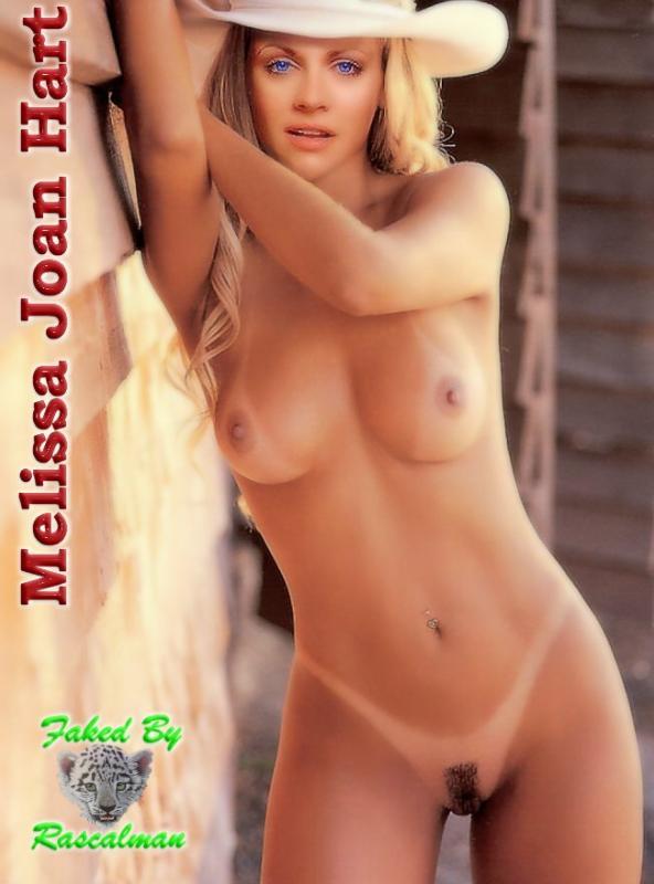 hart as fake nudes joan clarissa Melissa