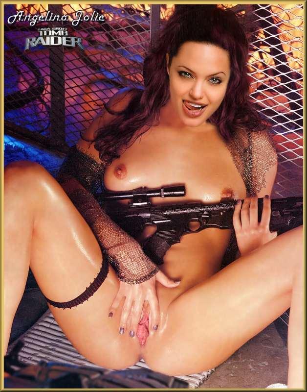 Анджелина джоли голая и развратная