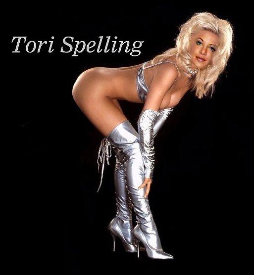 tori spelling #6